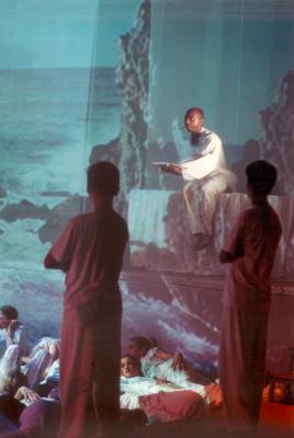 spectacle Toussaint l'Ouverture